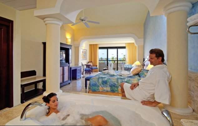 Jacuzzi Hotel Grand Palladium Riviera Resort & Spa