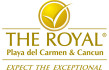 Logo Hotel The Royal Playa del Carmen